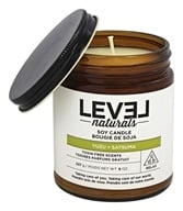 Level Naturals - Soy Candle Yuzu + Satsuma - 8 oz.