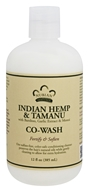 Nubian Heritage - Co-Wash Indian Hemp & Tamanu - 12 oz.