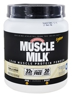 Cytosport - Muscle Milk Genuine Nature's Ultimate Lean Muscle Protein Vanilla Creme - 1 lb.