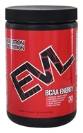 Evlution Nutrition - BCAA Energy Fruit Punch 30 Servings - 10.2 oz.