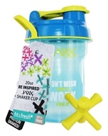 Fit & Fresh - Jaxx Glitter Shaker Cup Work For It - 20 oz.