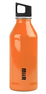 MiiR - Stainless Single Wall Bottle Orange - 20 oz.