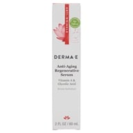 Derma-E - Anti-Wrinkle Vitamin A Night Serum - 2 oz.