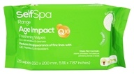 NooTrees - Age Impact Freshening Wipes - 25 Wipe(s) 100% Virgin Ecoluxe Bamboo Pulp Age Impact Anti-Aging Wipes