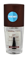 Mineral Fusion - Top Coat Gel - 0.33 oz.