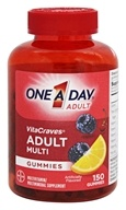 One A Day - VitaCraves Adult Multivitamin Gummies - 150 Gummies