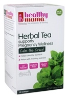 Healthy Mama - Calm The Crazy 100% Organic Herbal Tea - 16 Tea Bags