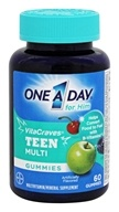 One A Day - Teen For Him VitaCraves - 60 Gummies