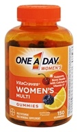 One A Day - Women's VitaCraves Multivitamin Gummies - 150 Gummies