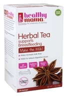 Healthy Mama - Make The Milk 100% Organic Herbal Tea - 16 Tea Bags