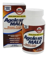 New Vitality - Ageless Male - 60 Tablets