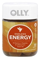 Olly - Endless Energy Lemon Zinger - 30 Gummies