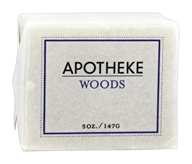 Apotheke - Bar Soap Woods - 5 oz.