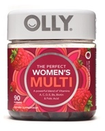 Olly - The Perfect Women's Multi Blissful Berry - 90 Gummies