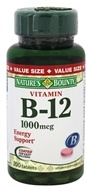 Nature's Bounty - Vitamin B-12 1000 mcg. - 200 Tablet(s)