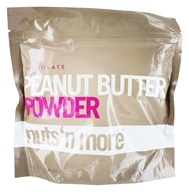 Nuts N More - Peanut Butter Powder Chocolate - 10 oz.