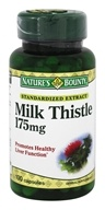 Nature's Bounty - Standardized Extract Milk Thistle 175 mg. - 100 Capsules