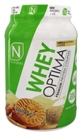 NutraKey - Whey Optima Premium Protein Complex Vanilla Ice Cream Cookie - 2.1 lbs.