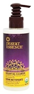 Desert Essence - Creamy Oil Cleanser - 6.4 oz. LUCKY PRICE