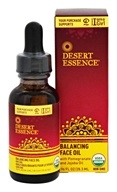 Desert Essence - Balancing Face Oil - 0.96 oz. LUCKY PRICE