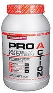 Recor - Pro Action Whey Protein Chocolate Covered Strawberry - 2 lbs.