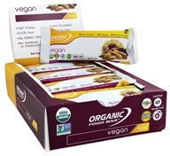 Organic Food Bar - Vegan - 12 Bars