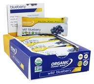 Organic Food Bar - Wild Blueberry - 12 Bars