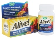 Nature's Way - Alive! Men's Energy Complete Multi-Vitamin - 50 Tablets