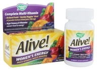 Nature's Way - Alive! Women's Energy Multi-Vitamin - 50 Tablets