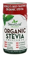 Édulcorant biologique à la stevia - 3.2 oz. by SweetLeaf