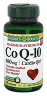 Nature's Bounty - Maximum Strength CoQ-10 400 mg. - 39 Softgels