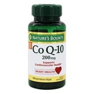 Nature's Bounty - Extra Strength CoQ10 200 mg. - 45 Softgels