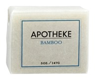 Apotheke - Bar Soap Bamboo - 5 oz.