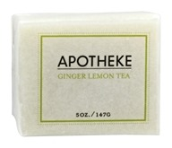 Apotheke - Bar Soap Ginger Lemon Tea - 5 oz.