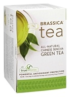Brassica - All Natural Chinese Sencha Green Tea with truebroc - 16 Tea Bags