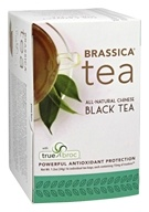 Brassica - All Natural Chinese Black Tea with truebroc - 16 Tea Bags