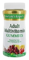 Nature's Bounty - Adult Multivitamin Orange, Cherry and Grape - 75 Gummies