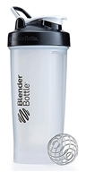 Blender Bottle - Pro45 Shaker Bottle Black Lid - 45 oz. By Sundesa