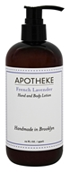 Apotheke - Hand and Body Liquid Soap French Lavender - 12 oz.