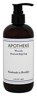 Apotheke - Hand and Body Liquid Soap Woods - 12 oz.
