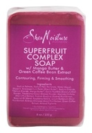 Shea Moisture - Superfruit Complex Bar Soap with Mango Butter & Green Coffee Bean Extract - 8 oz.