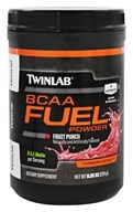 Twinlab - BCAA Fuel Powder Fruit Punch - 8.25 oz.