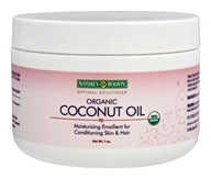 Nature's Bounty - Optimal Solutions Organic Coconut Oil - 7 oz.
