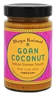 Maya Kaimal - Indian Simmer Sauce Goan Coconut - 12.5 oz.
