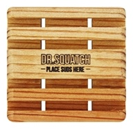 Dr. Squatch - Soap Saver Wooden Soap Dish