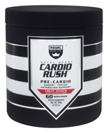 Royal Sport LTD. - Cardio Rush Pre-Cardio Fruit Punch 60 Servings - 390 Grams