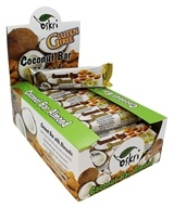Oskri - Gluten-Free Coconut Bar Almond - 20 Bars
