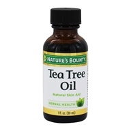 Nature's Bounty - Pharmaceutical Grade Tea Tree Oil - 1 oz.