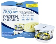 MHP -  Fit & Lean Power Pak Pudding Vanilla - 4 Cup(s)