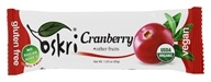 Oskri - Gluten Free Fruit Bar Cranberry - 1.23 oz.